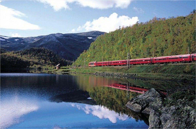 Los 15 mejores viajes en tren del mundo