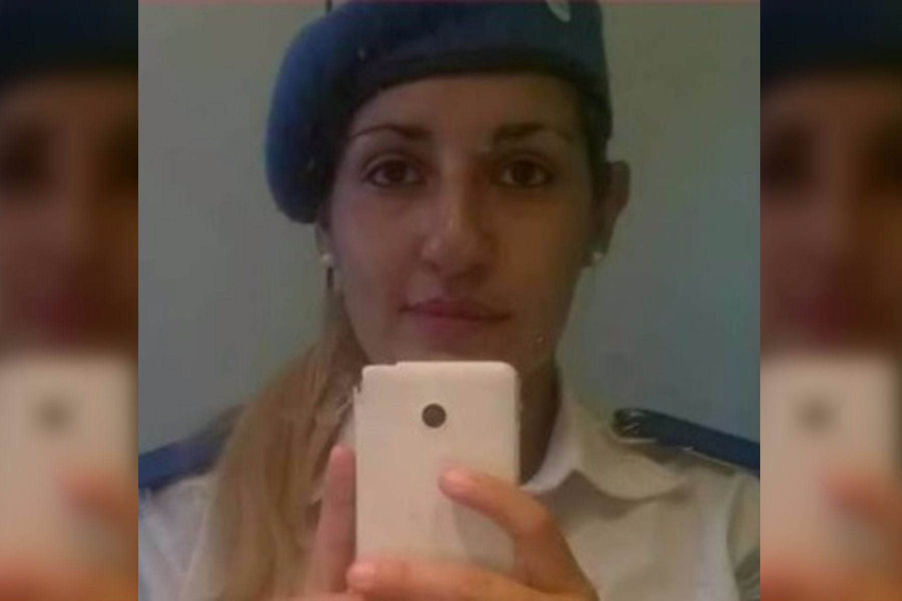 Un jefe policial mató a una oficial durante una práctica de tiro