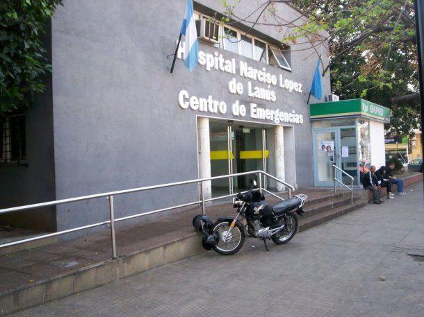 Hospital vecinal de Lanús<br>