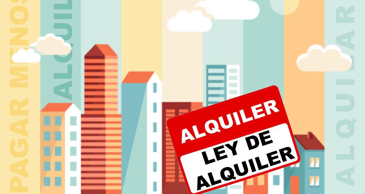 Rige desde este lunes la nueva Ley de Alquileres en la Ciudad