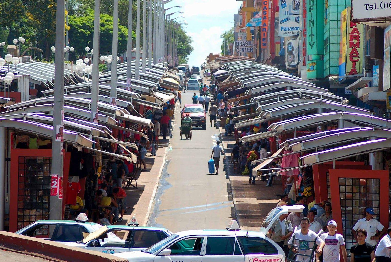 Los 10 mejores lugares para hacer compras en Ciudad del Este