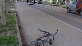 El joven fue secuestrado cuando llegaba a su casa en bicicleta en Bella Vista