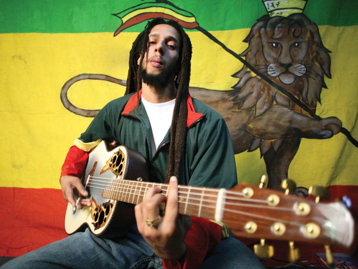 Julian Marley participará del festival