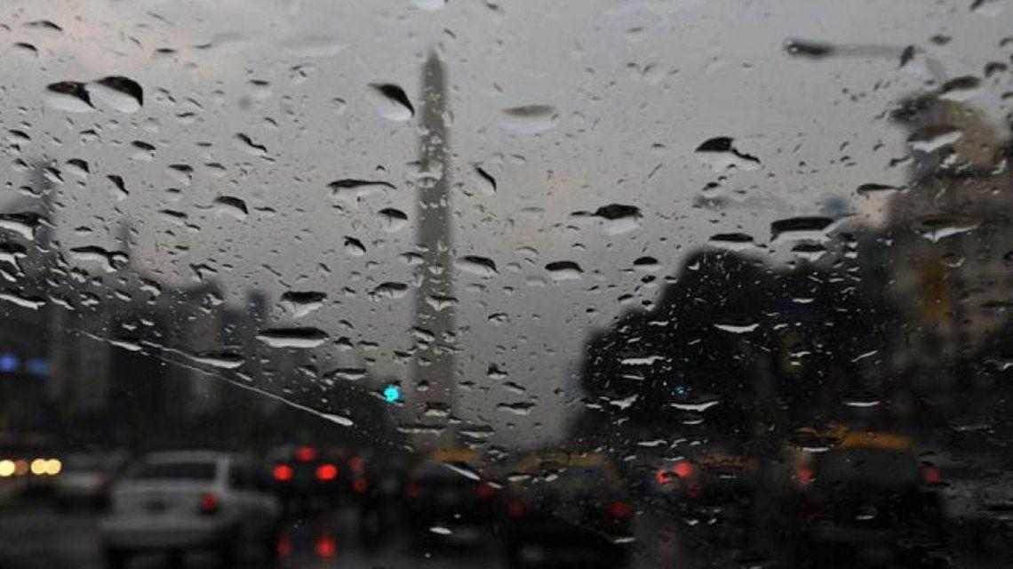 Siguen las lluvias en la Ciudad