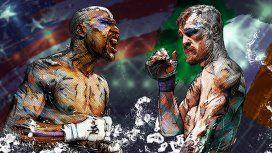 Mayweather vs. McGregor: la pelea del año