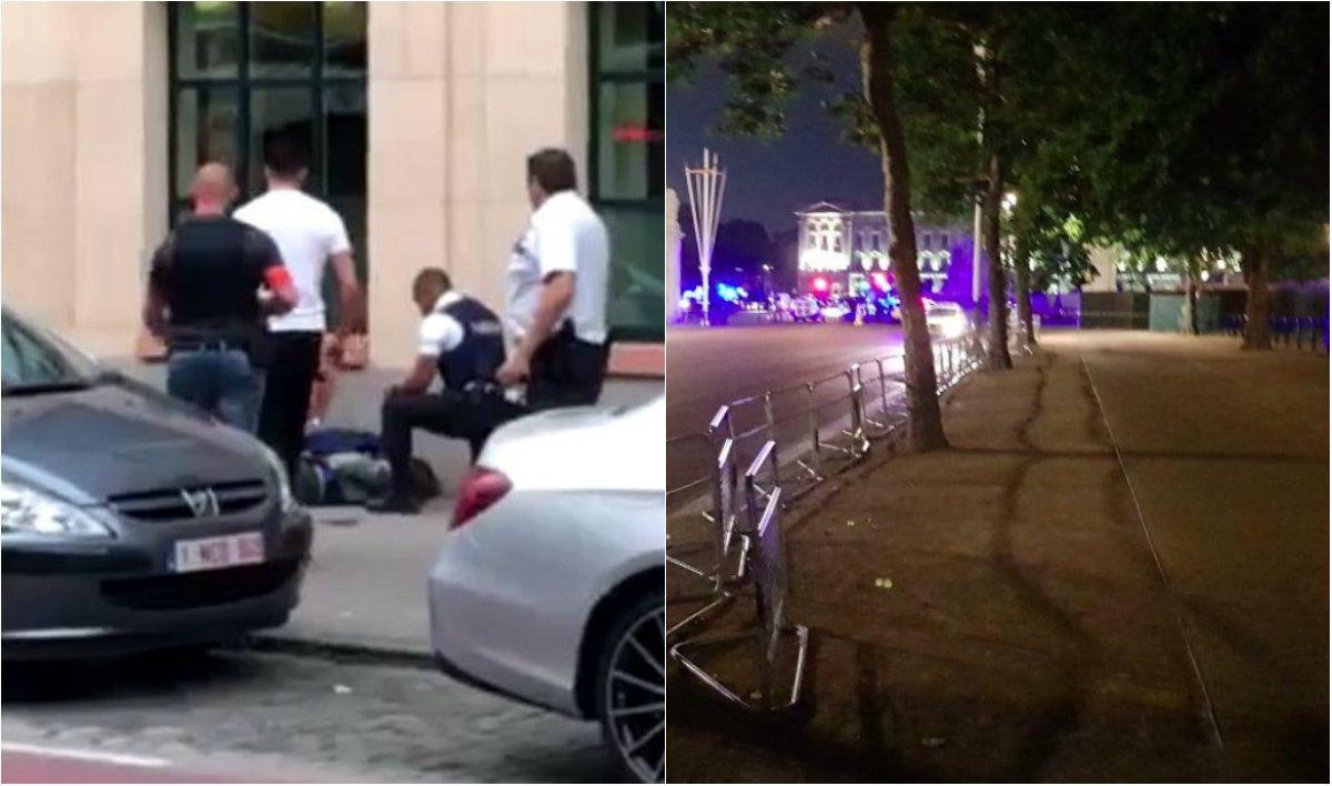 Ataques a policías y militares en Bruselas y Londres