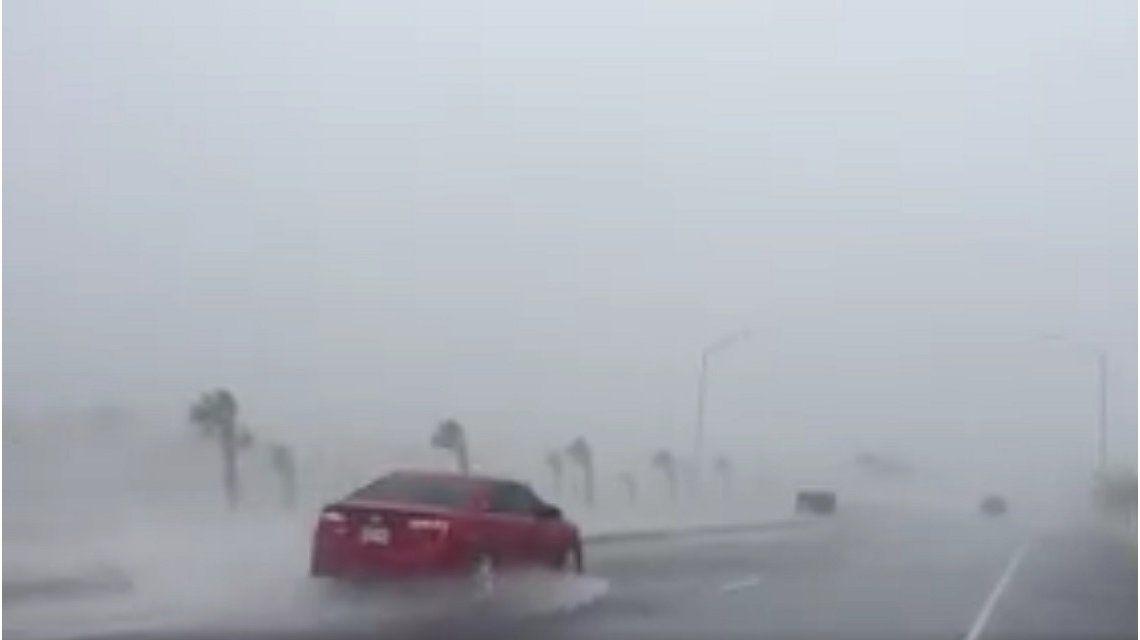 El huracán Harvey genera alarma en Estados Unidos