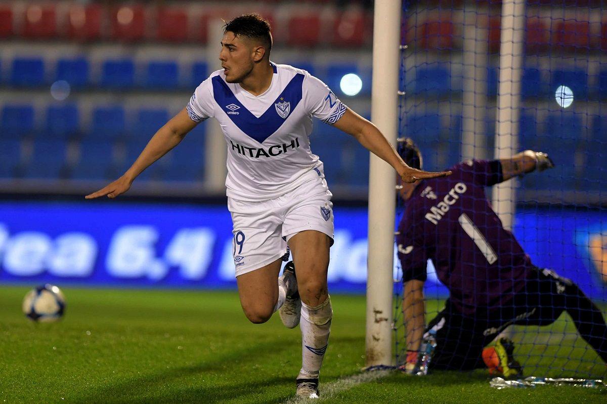 VIDEO: Vélez hizo el primer gol de la Superliga