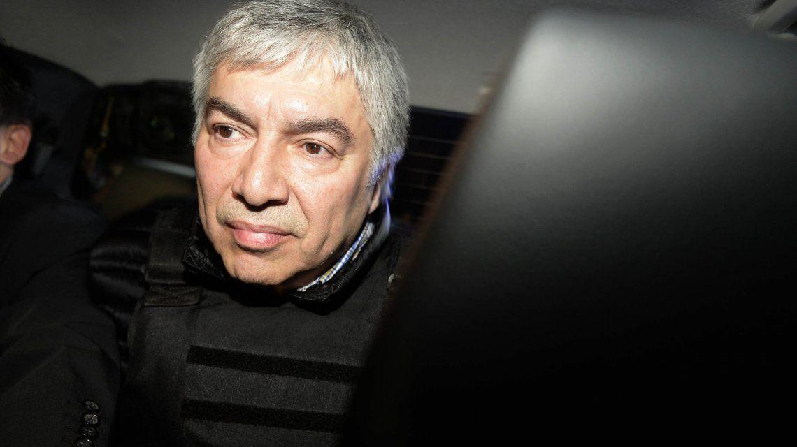 Lázaro Báez seguirá preso un año más