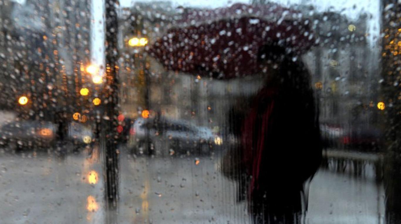 Habrá lluvias durante toda la jornada