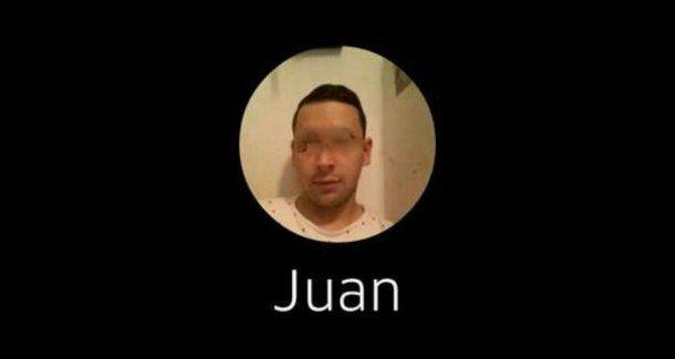 Juan, el conductor de Uber al que denuncian de haberle robado
