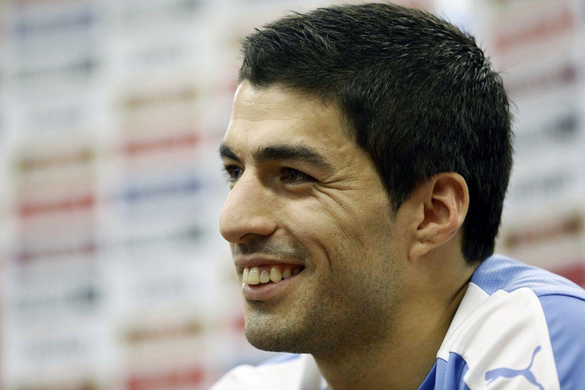 Al final, ¿Suárez jugará ante Argentina?
