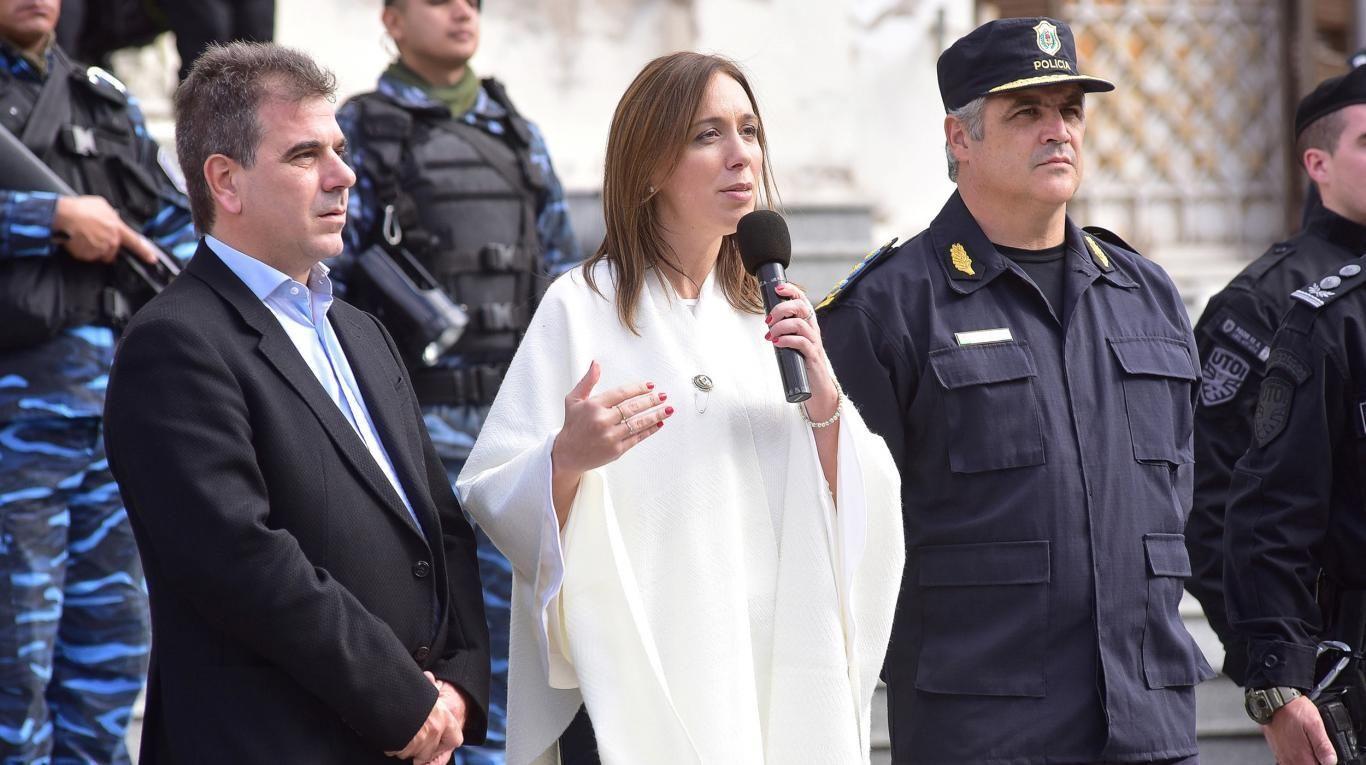 Desplazaron al jefe de Inteligencia Criminal de la Policía Bonaerense