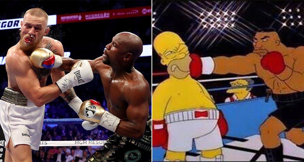 Mayweather-McGregor: los mejores memes de ¿la pelea del año?