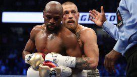 ¿Floyd Mayweather vs Conor McGregor nuevo round?
