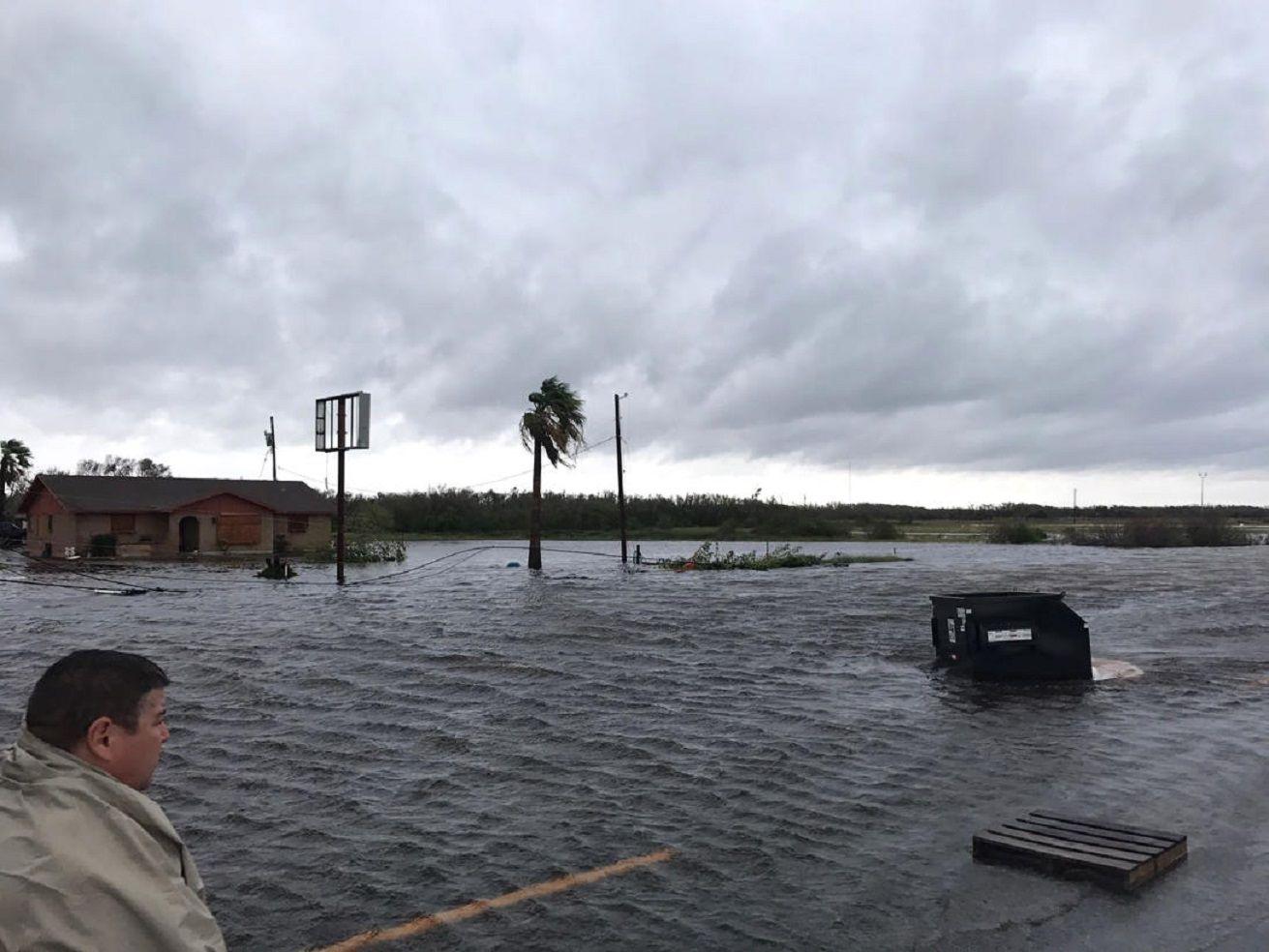 Al menos 9 personas murieron por el huracán Harvey en Texas