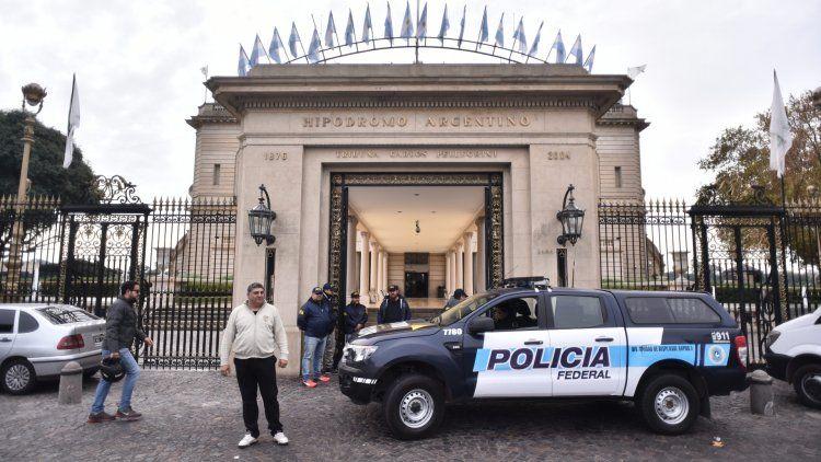 Oscar Alvarenga fue hallado en el Hipódromo de Palermo