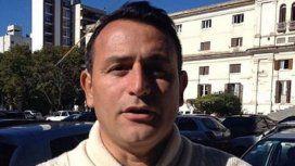Oscar Edgardo Alvarenga, un ex policía de la Bonaerense, asesor del ministro de Seguridad