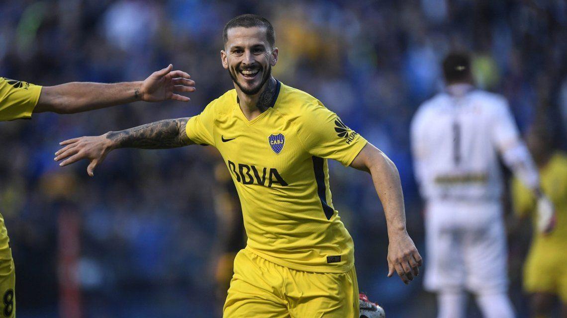 De local, Boca goleó a Olimpo y es uno de los punteros
