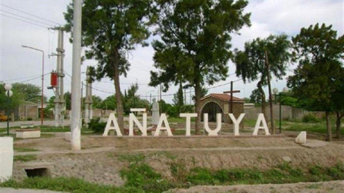 El hecho ocurrió en la ciudad de Añatuya