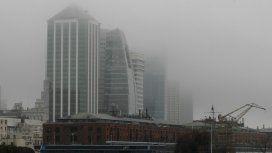 Se espera otra jornada con neblinas matinales en la Ciudad y el Conurbano