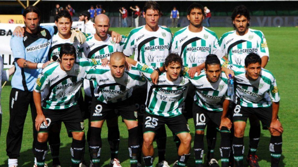 Papelito Fernández hizo una recordada dupla con Santiago Silva en el Taladro
