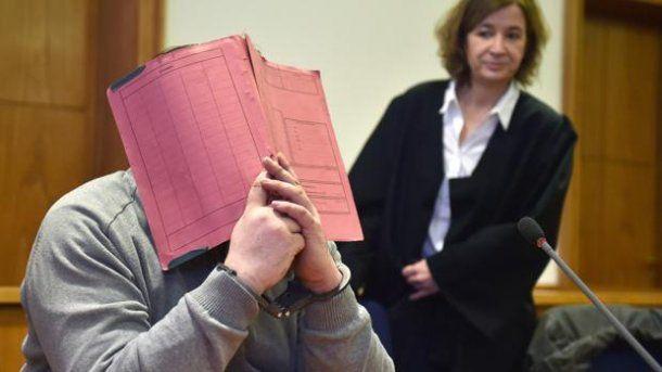 Nils Hölger de 40 años sería el peor asesino en serie de toda la historia alemana