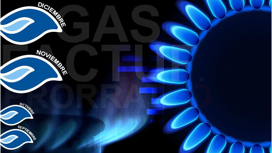 Letra chica: ¿por qué las próximas boletas de gas vendrán más bajas?