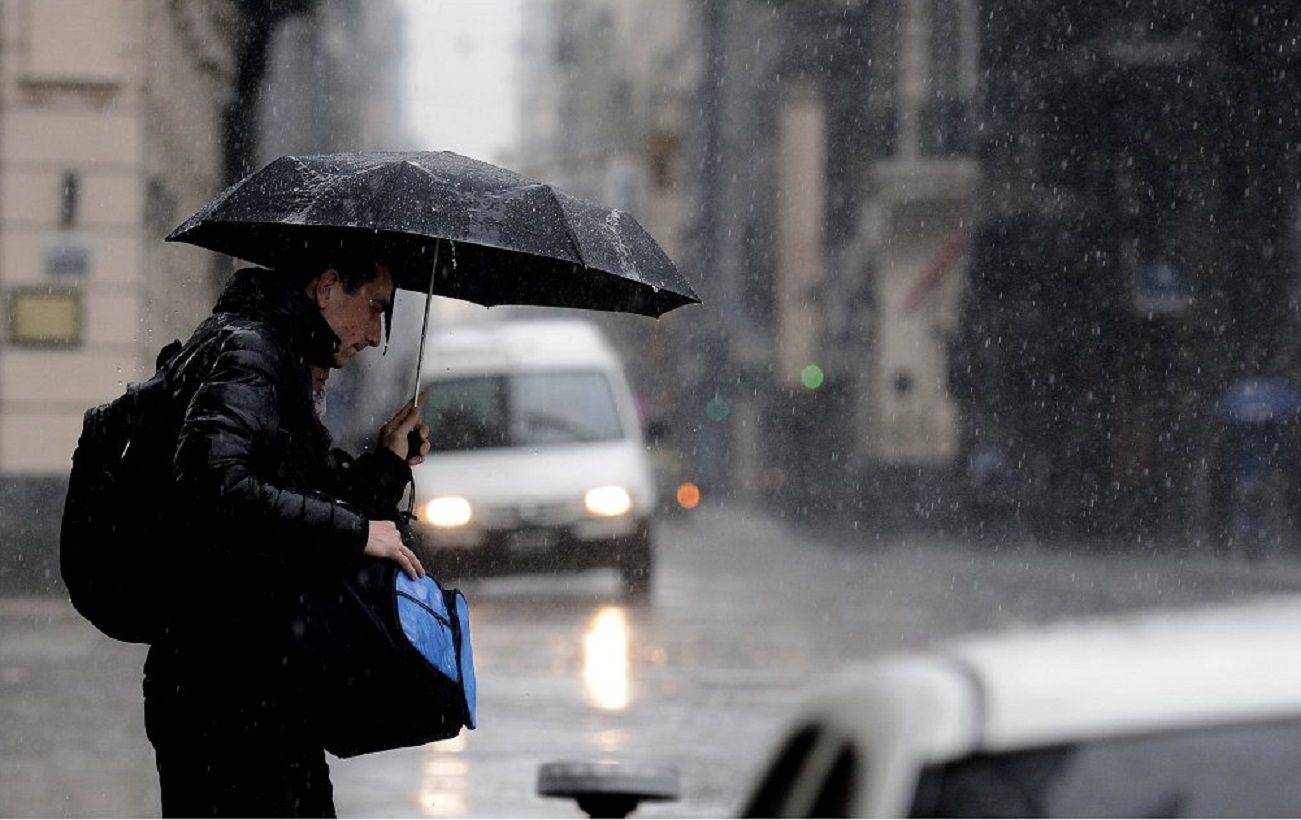 Alerta por tormentas fuertes en Capital y el conurbano