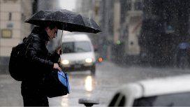 Se terminó el miniverano: ¿hasta cuándo va a llover en la Ciudad?