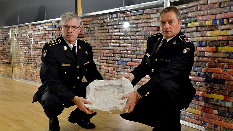 Canadá secuestró una tonelada de cocaína que había sido enviada desde Argentina