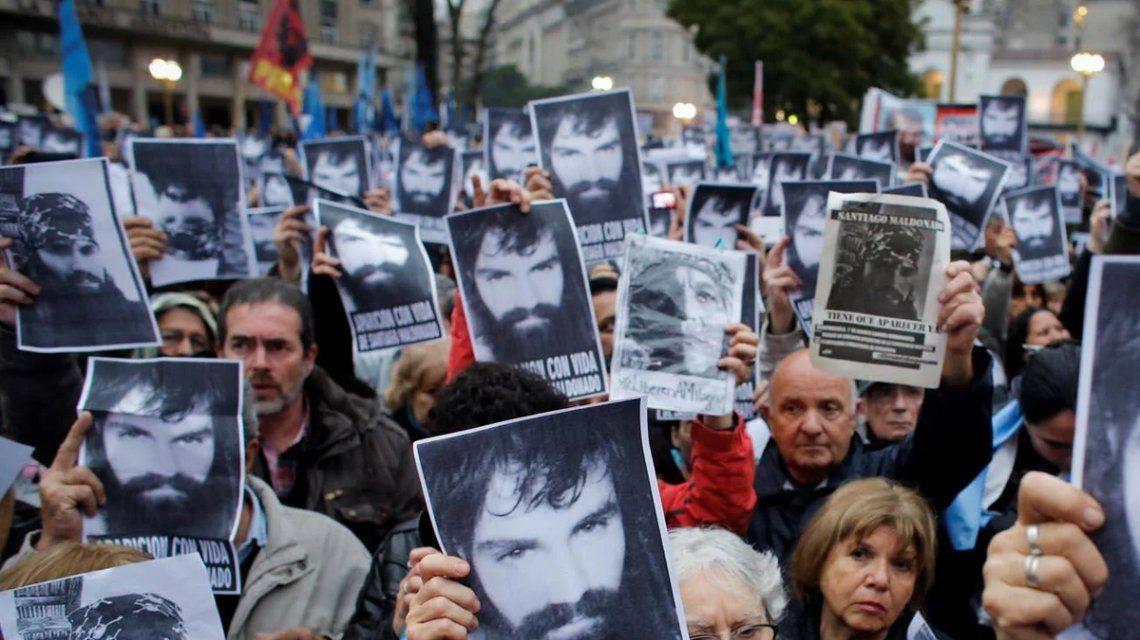 Un fiscal pide investigar al Gobierno por encubrimiento en la desaparición de Santiago Maldonado
