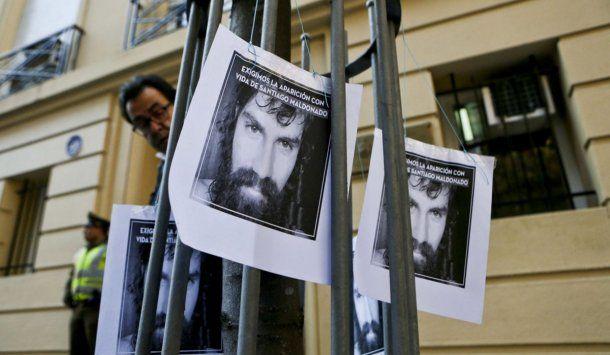 Santiago Maldonado está desaparecido desde el 1° de agosto<br>