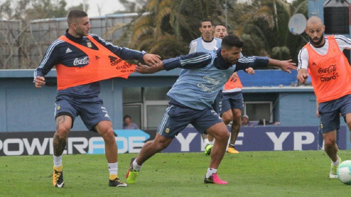 Foto: prensa Selección argentina