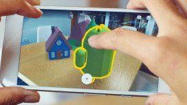 ARCore, la tecnología de Google de realidad aumentada