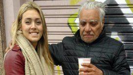 Sol y Héctor, protagonista de una historia que se volvió viral