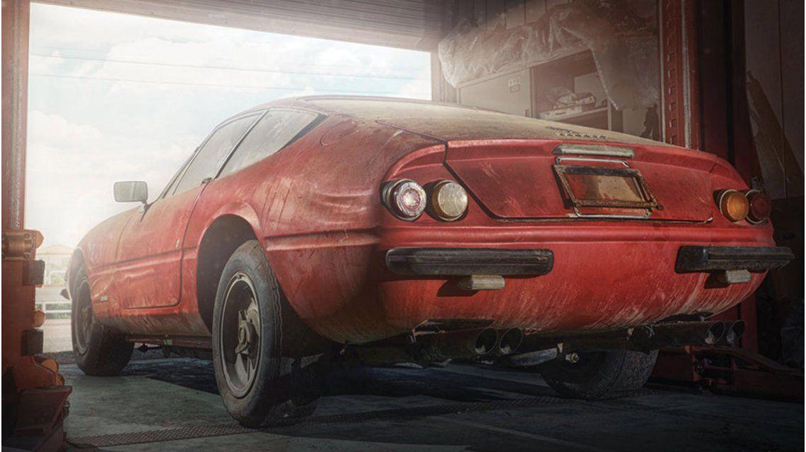 Hubo un tiempo en que la Ferrari Daytona dominó las pistas de carreras