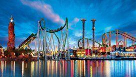 Islands of Aventure, el mejor parque de diversiones de 2017 según una encuesta
