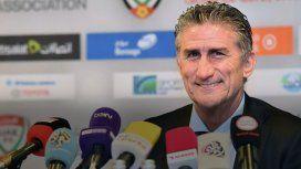 El Patón estará en el Mundial dirigiendo a Arabia Saudita