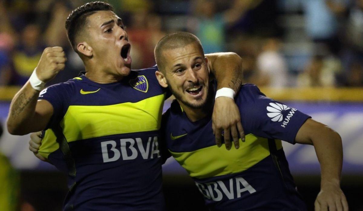 Cristian Pavón se diferenció de Alario y dijo que se quedaría en Boca