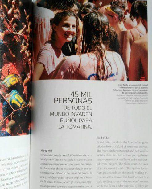 La publicación de 2010