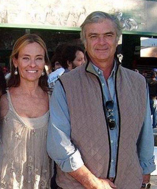 María Emilia se encontraba encontraba con el marido, el polista Clemente Zavaleta.