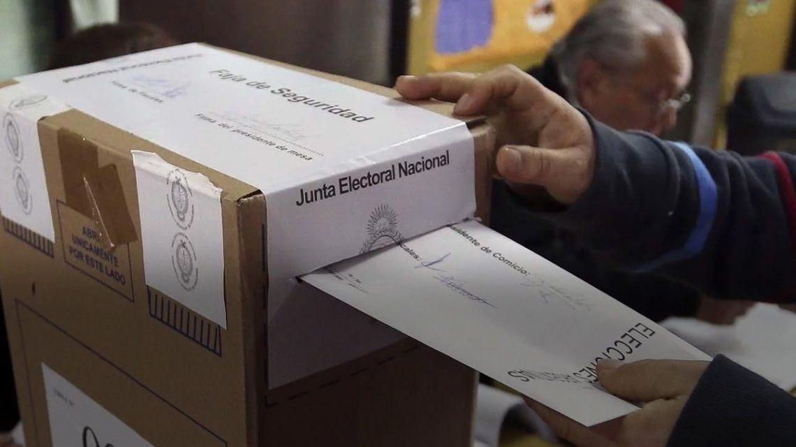 Urna de las elecciones