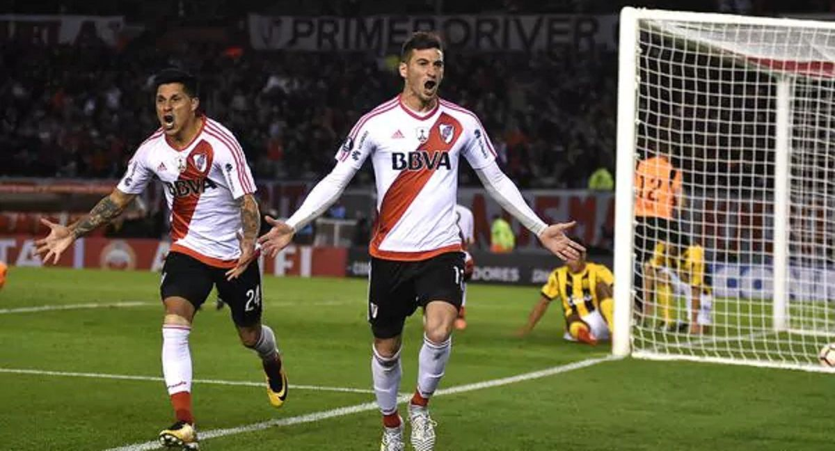 Hasta Alario se ríe de Boca: el guiño del delantero tras el triunfo de River en el Superclásico