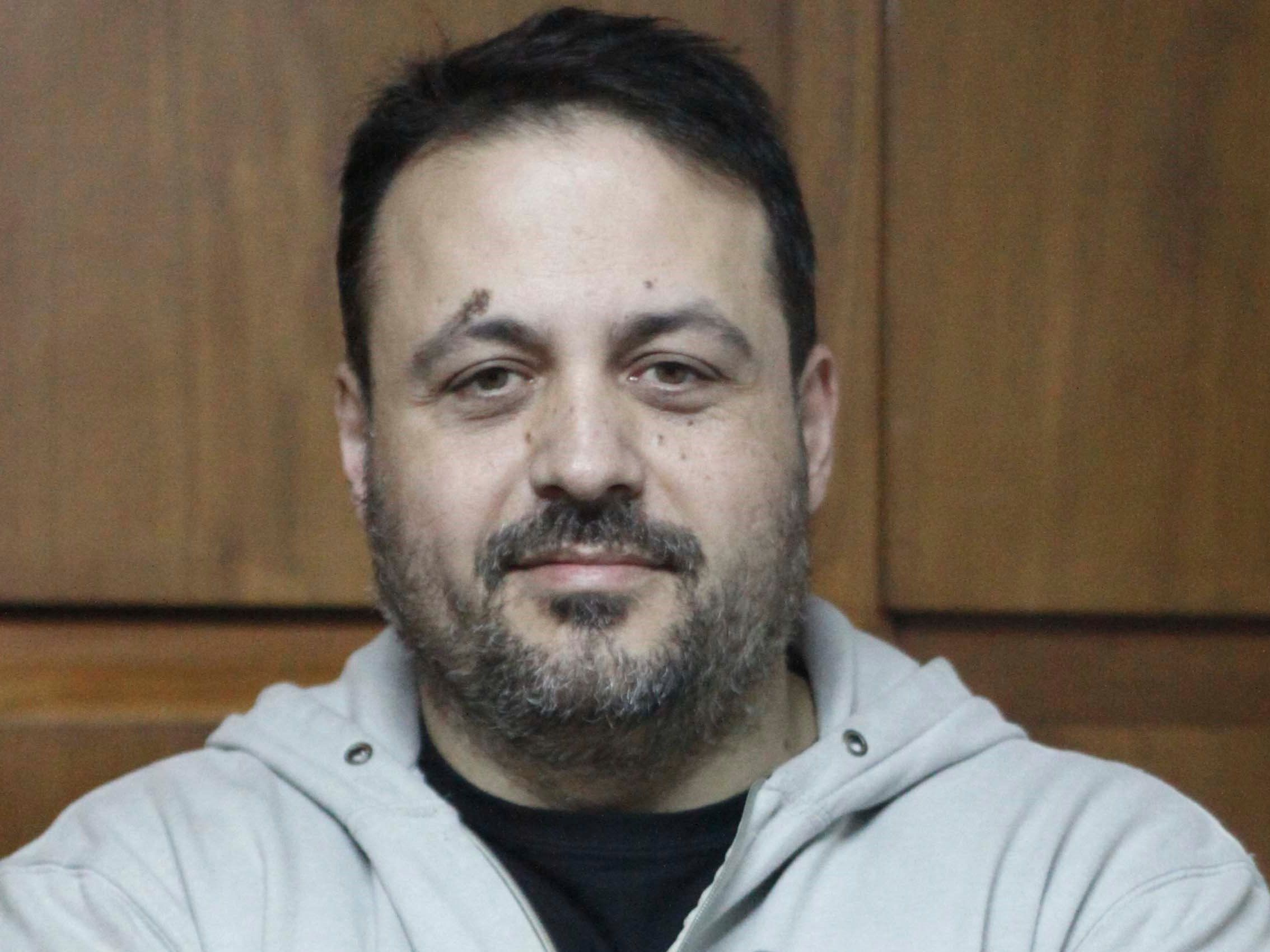 El dirigente de extrema derecha Carlos Pampillón habló sobre Santiago Maldonado