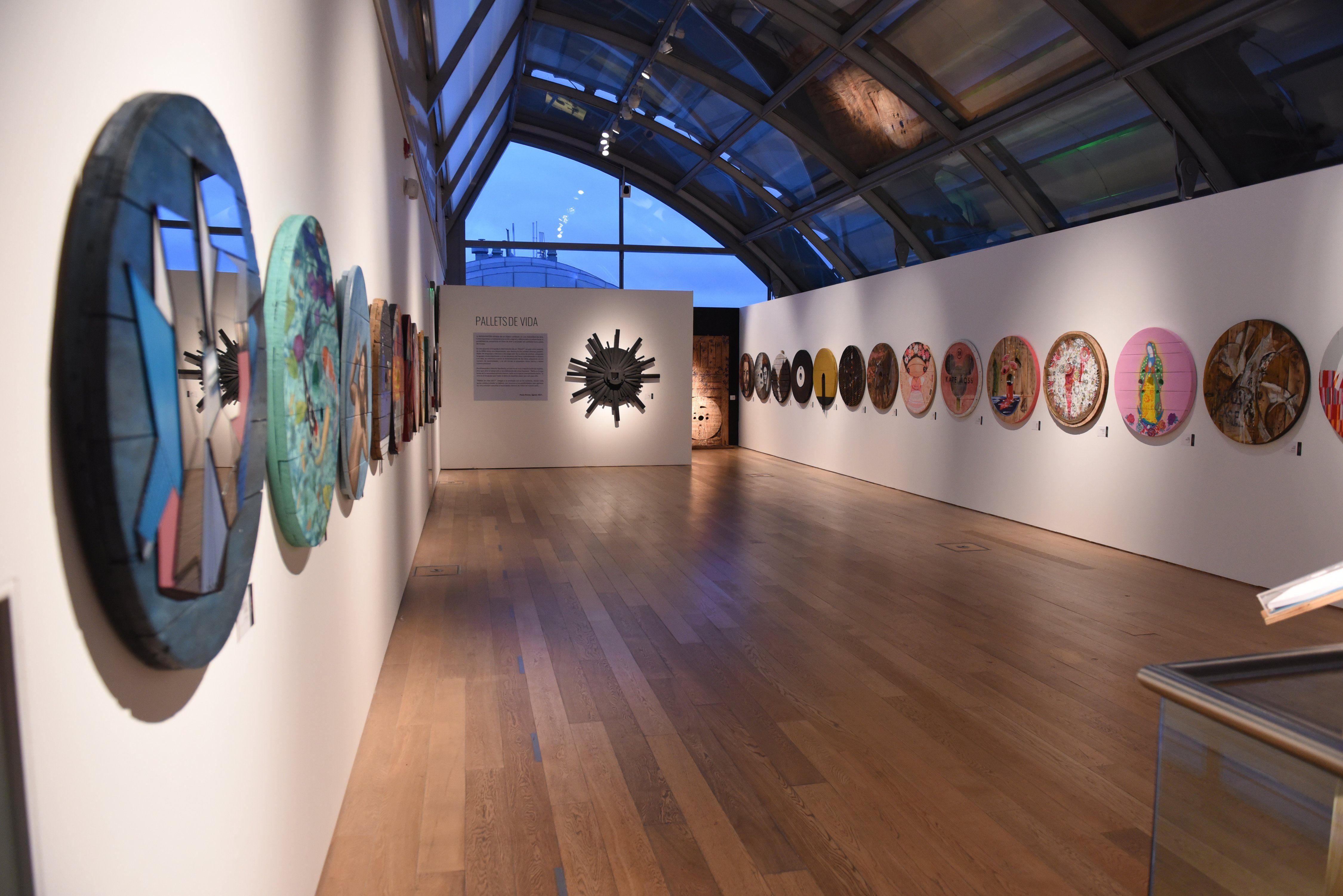 Pallets de Vida 2017: el evento artístico que promueve el enlace entre el arte y la solidaridad