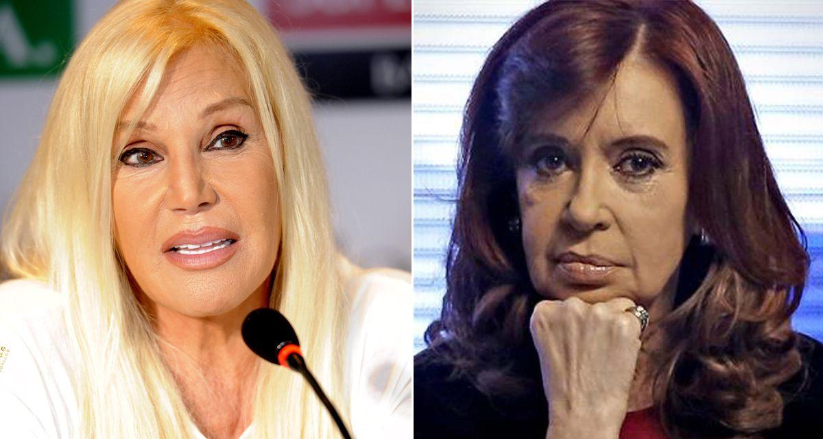 Susana negó que entrevistará a Cristina: Sería traicionar mis principios