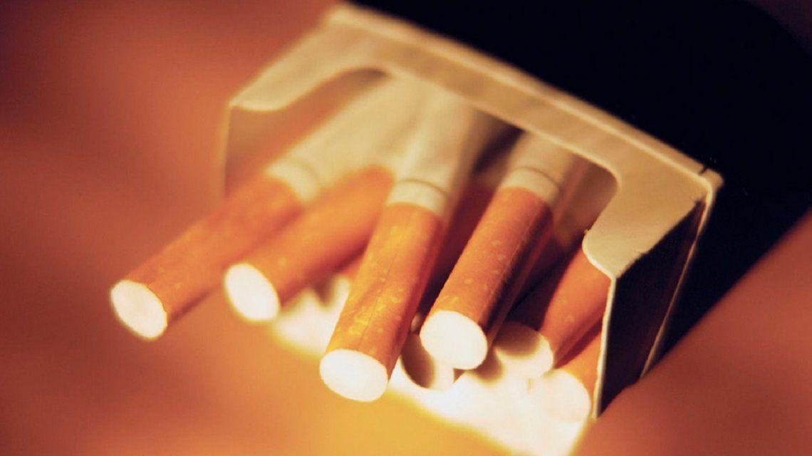 Le detectaron cáncer de garganta y mató al amigo que lo introdujo al cigarrillo