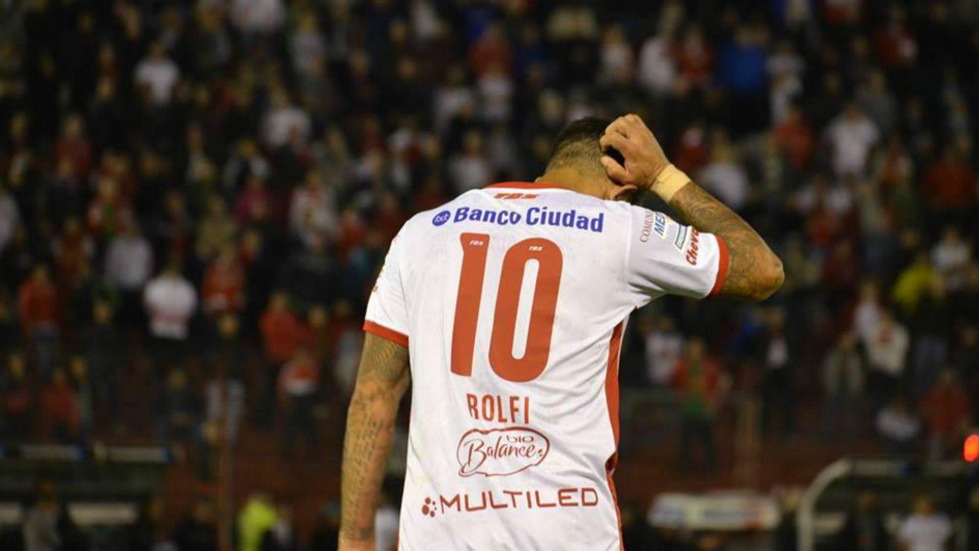 Rolfi Montenegro vuelve a Huracán para retirarse