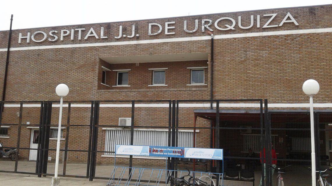 En este hospital fueron trasladados los bebés antes de morir
